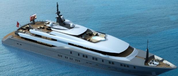 Le luxe de s offrir un cran g ant priv pixelight for Interieur bateau de luxe